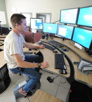 Image Greenfield Dispatch Center