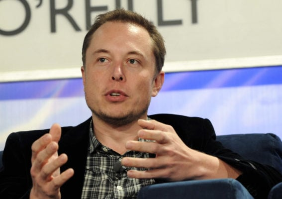 SolarCity Musk