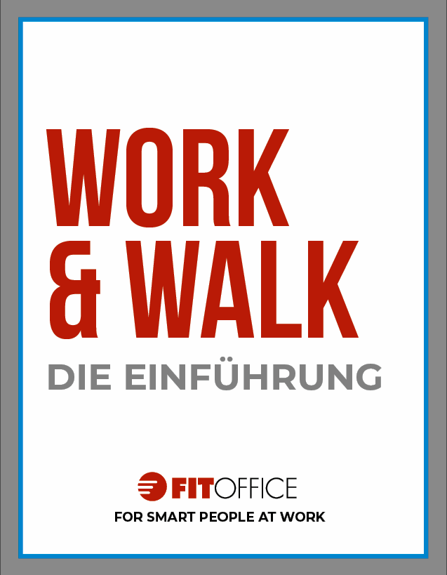 couverture Walk and Work DE