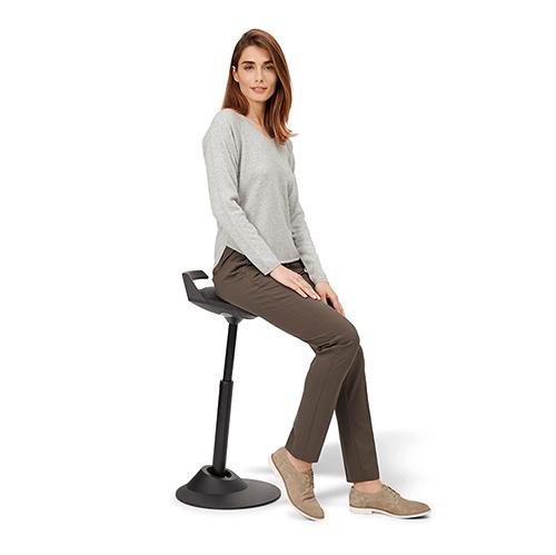 Assise ergonomique